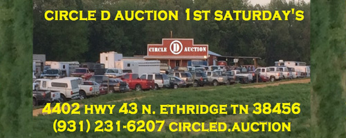 Circle D Auction