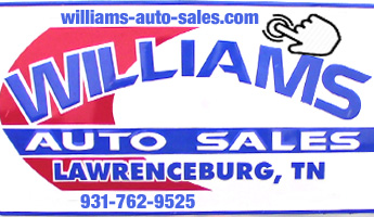 Williams Auto Sales